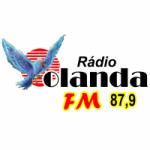 Logo da emissora Rádio Yolanda 87.9 FM