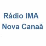 Logo da emissora Rádio IMA Nova Canaã