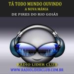 Logo da emissora Rádio Líder Club