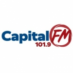 Logo da emissora Rádio Capital 101.9 FM