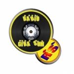 Logo da emissora Rádio Gira Som