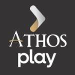 Logo da emissora Athos Play