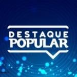Logo da emissora Destaque Popular