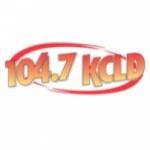Logo da emissora Radio KCLD 104.7 FM