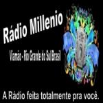 Logo da emissora Rádio Millenio Viamão