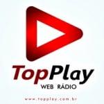 Logo da emissora Rádio Top Play
