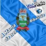 Logo da emissora Rádio Ribeirão