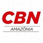 Logo da emissora Rádio CBN Rio Branco 98.1 FM