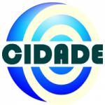 Logo da emissora Rádio Cidade Gospel 87.9 FM