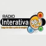 Logo da emissora Rádio Interativa 98.3 FM