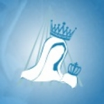 Logo da emissora Rádio Santuário Rainha do Sertão