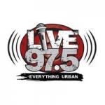 Logo da emissora Radio WKTT Live 97.5 FM