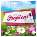 Logo da emissora Rádio Tropical de Espinosa FM