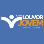 Logo da emissora Rádio Louvor Jovem