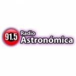 Logo da emissora Radio Astronómica 91.5 FM