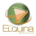 Logo da emissora Radio Elquina 100.5 FM