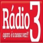 Logo da emissora Rádio 3
