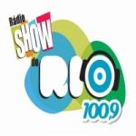 Logo da emissora Rádio Show do Rio 100.9 FM