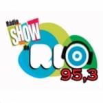 Logo da emissora Rádio Show do Rio 95.3 FM