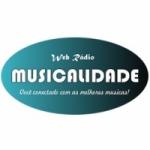 Logo da emissora Web Rádio Musicalidade