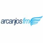Logo da emissora Arcanjos FM