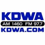 Logo da emissora Radio KDWA 1460 AM