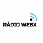 Logo da emissora Rádio WebX