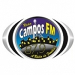 Logo da emissora Rádio Campos 87.9 FM
