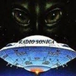 Logo da emissora Rádio Sonica