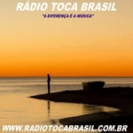 Logo da emissora Rádio Toca Brasil