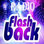 Logo da emissora Rádio Flash Back