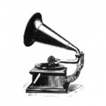 Logo da emissora Rádio Vitrola Web