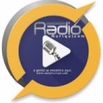 Logo da emissora Rádio Muriqui