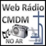 Logo da emissora Web Rádio CMDM