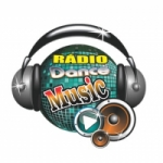 Logo da emissora Rádio Dance Music