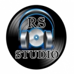 Logo da emissora RS Studio Web Rádio