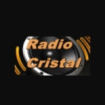 Logo da emissora Rádio Cristal