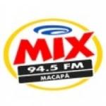 Logo da emissora Rádio Mix 94.5 FM