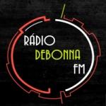 Logo da emissora Debonna FM