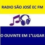 Logo da emissora Rádio São José EC FM