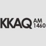 Logo da emissora Radio KKAQ 1460 AM
