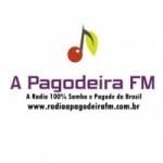 Logo da emissora Rádio A Pagodeira FM