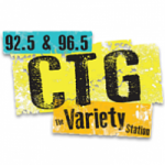 Logo da emissora Radio WICO CTG 92.5 FM