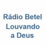 Logo da emissora Rádio  Betel Louvando a Deus