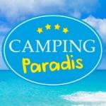 Logo da emissora Camping paradis