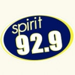 Logo da emissora Radio KKJM 92.9 FM