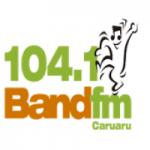 Logo da emissora Rádio Band 104.1 FM