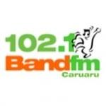 Logo da emissora Rádio Band 102.1 FM