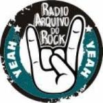 Logo da emissora Rádio Arquivo do Rock