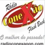 Logo da emissora Rádio Conexão Flash Back